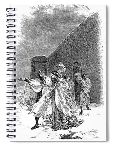 Empress Matilda (1102-1167) Spiral Notebook