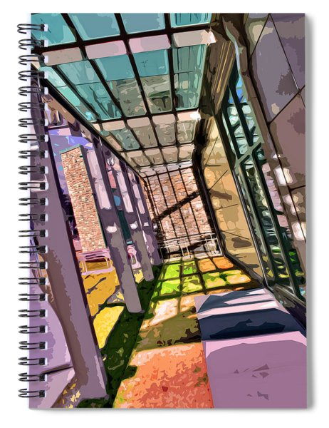 Howard County Library - Miller Branch Spiral Notebook