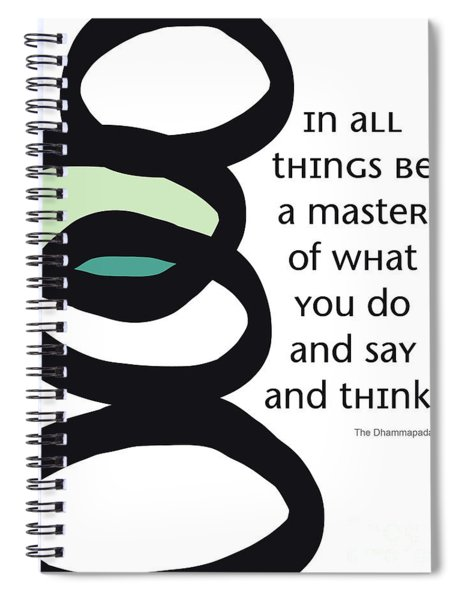 In All Things Spiral Notebook