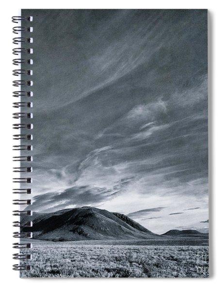 Land Shapes 19 Spiral Notebook