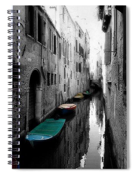 L'aqua Magica Spiral Notebook