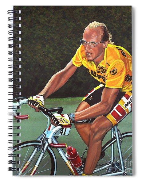 Laurent Fignon  Spiral Notebook