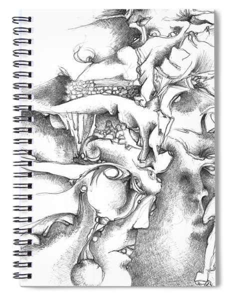 Levels Spiral Notebook