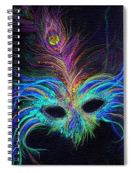 New Orleans Intrigue Spiral Notebook