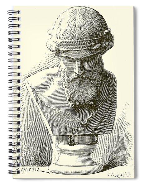 Plato  Spiral Notebook