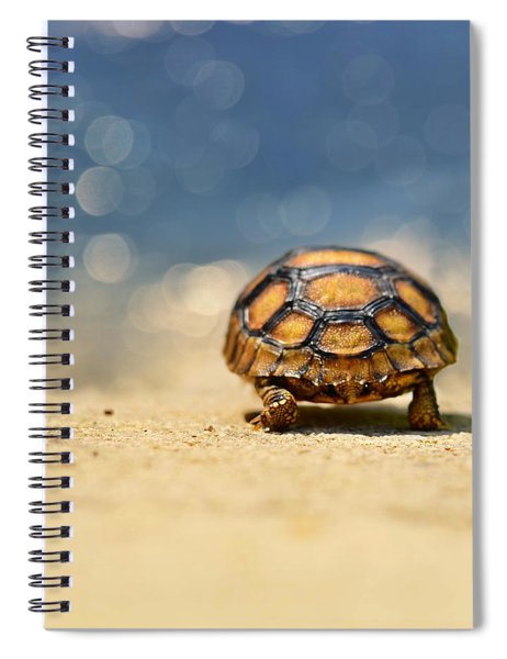 Road Warrior Spiral Notebook