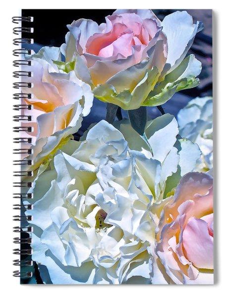 Rose 59 Spiral Notebook