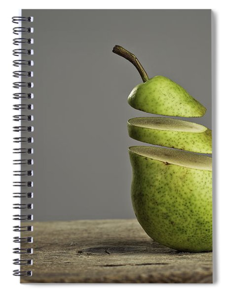 Sliced Spiral Notebook