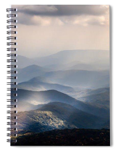 Sound The Trumpets Spiral Notebook