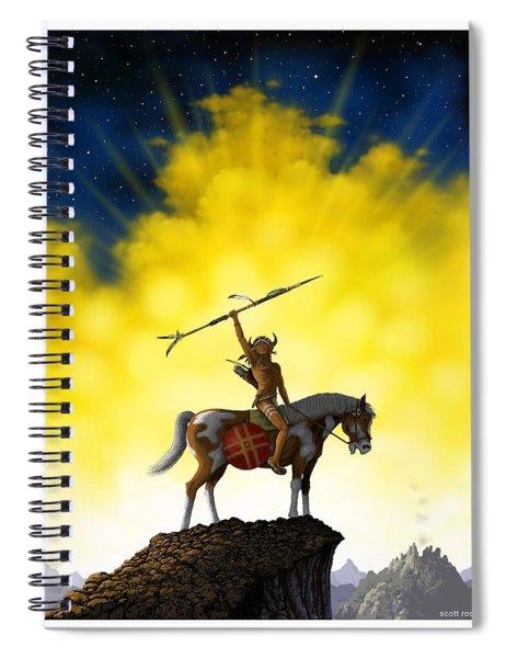 The Signal Spiral Notebook