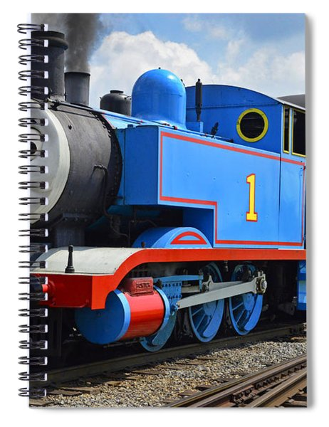 Thomas The Engine Spiral Notebook