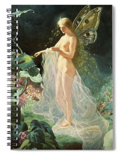 Titania Spiral Notebook