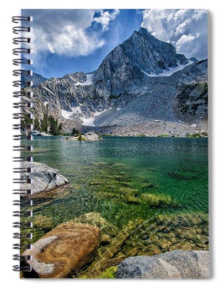 Treasure Lakes Spiral Notebook