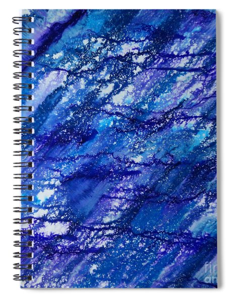 Winter Of Duars Spiral Notebook