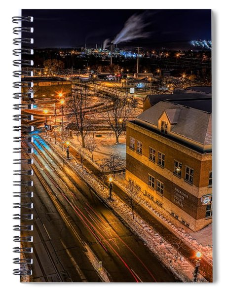 Wausau After Dark Spiral Notebook