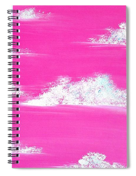 Where Are You? I Feel Alone Again...  Spiral Notebook