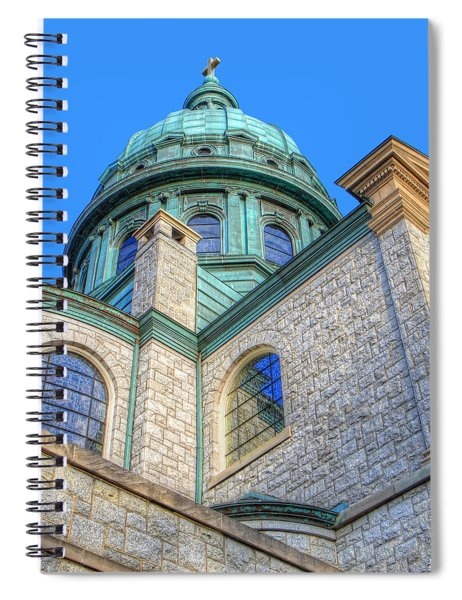 Cathedral Of Saint Patrick Spiral Notebook