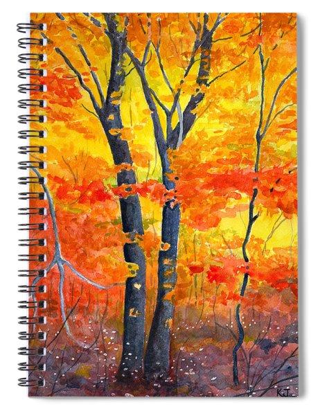 Color Riot Spiral Notebook