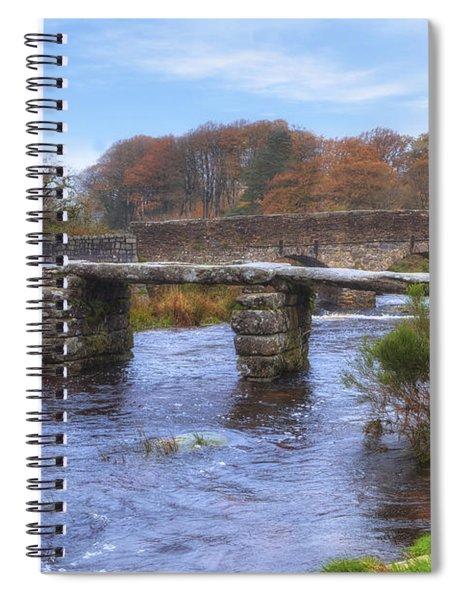 Dartmoor - Postbridge Spiral Notebook
