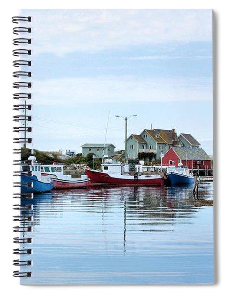 Peggys Cove Spiral Notebook