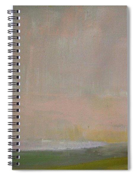 Pink Dusk Spiral Notebook