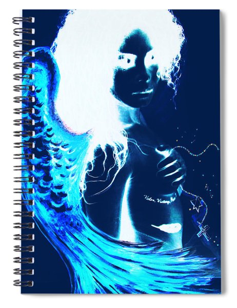 When Heaven And Earth Collide 1 Spiral Notebook