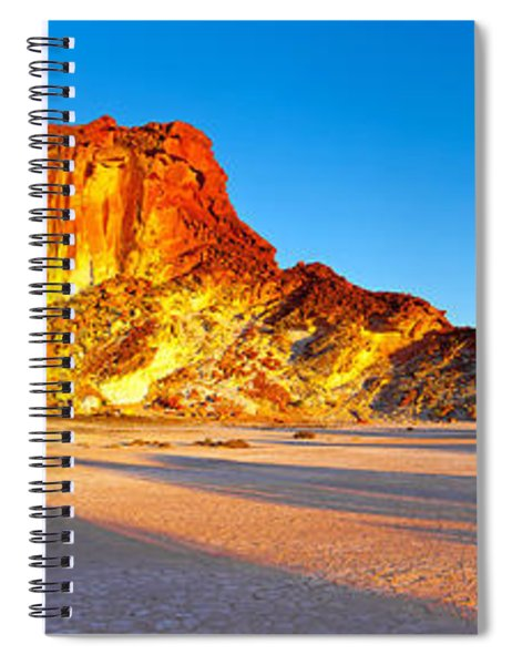Rainbow Valley Spiral Notebook