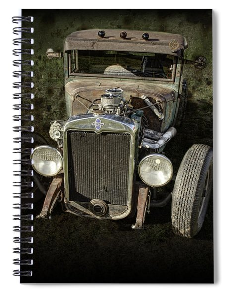 31 Chevy Rat Rod Spiral Notebook