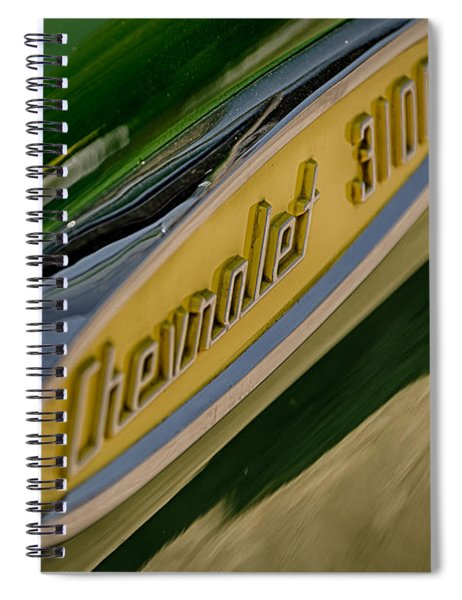 3100 Spiral Notebook