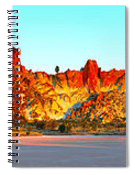 Rainbow Valley Spiral Notebook