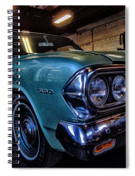 350 Spiral Notebook