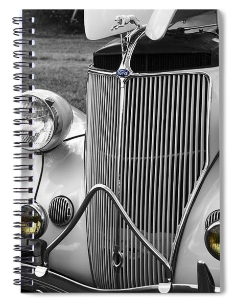 '36 Ford Coupe Spiral Notebook