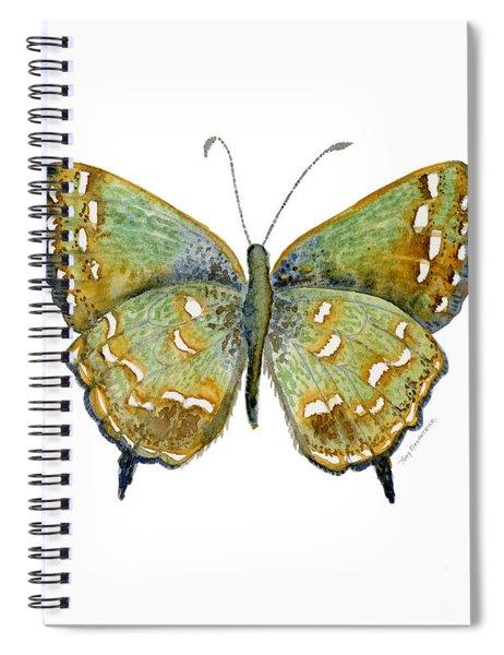 38 Hesseli Butterfly Spiral Notebook