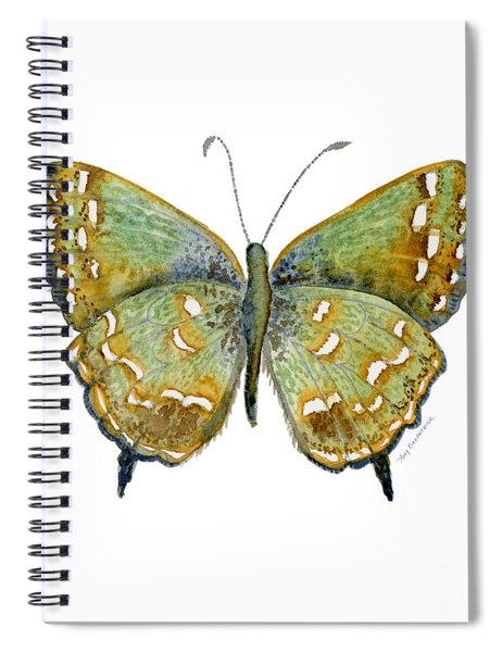 38 Hesseli Butterfly Spiral Notebook