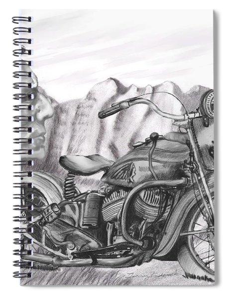 39 Scout Spiral Notebook