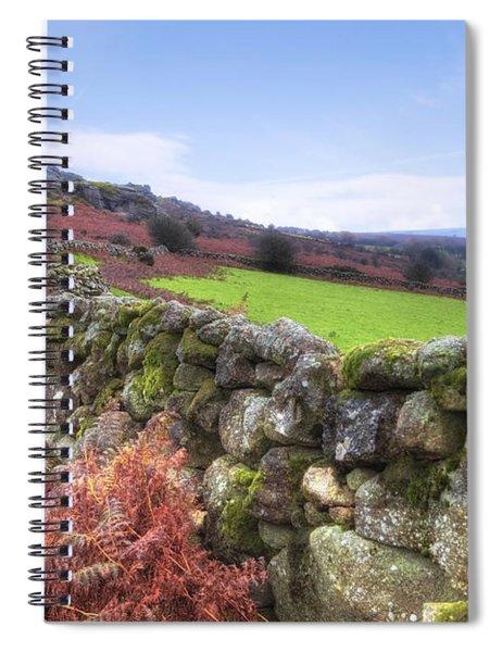 Dartmoor Spiral Notebook