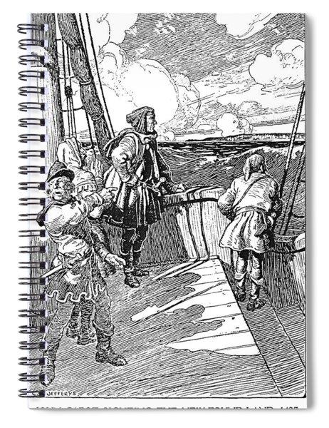 John Cabot (1450-1498) Spiral Notebook