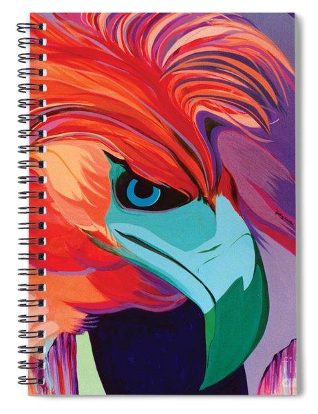 4 Perplex 1 Spiral Notebook