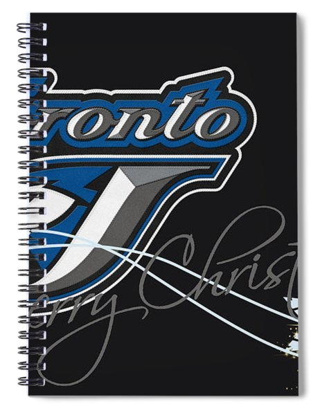 Toronto Blue Jays Spiral Notebook
