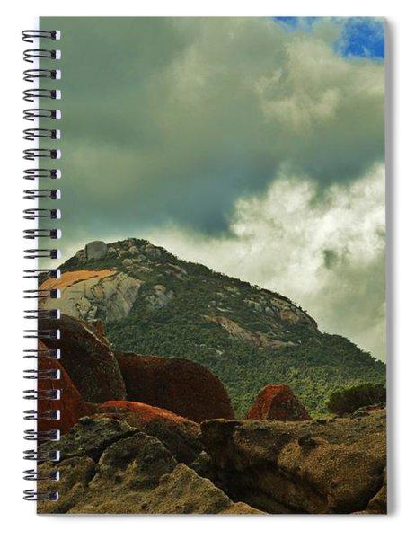 Wilsons Prom Spiral Notebook