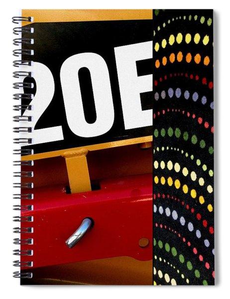 420 Spiral Notebook