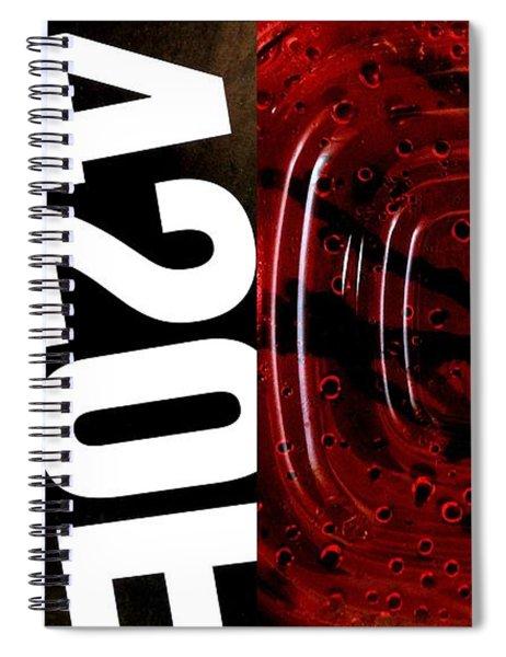 420 Trip Spiral Notebook
