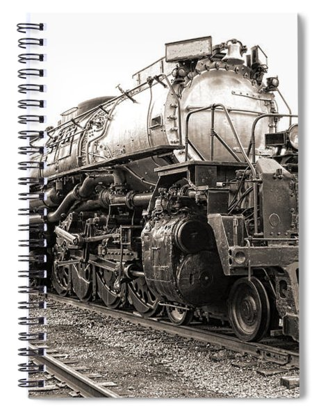 4884 Big Boy Spiral Notebook
