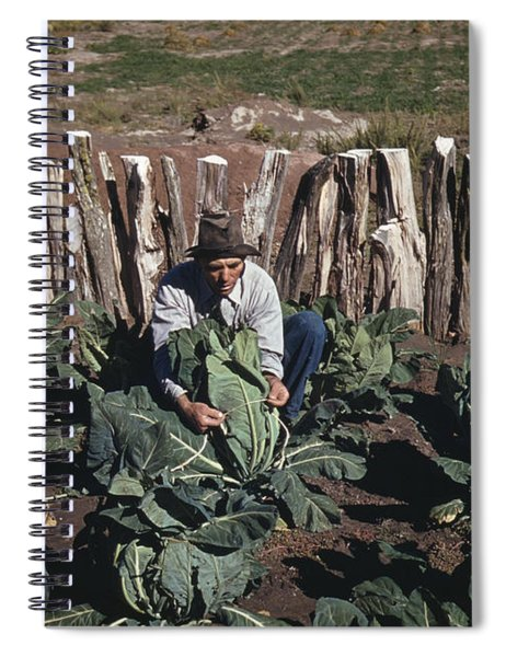 Farming, 1940 Spiral Notebook