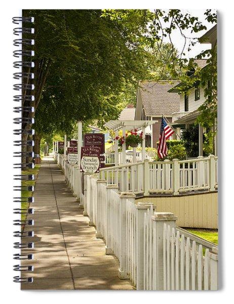 Port Gamble Spiral Notebook