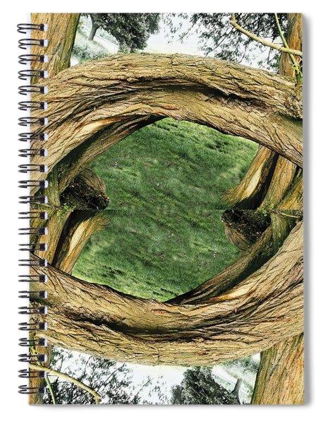 Unnatural 37 Spiral Notebook
