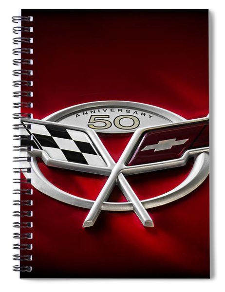 50th Anniversary Spiral Notebook