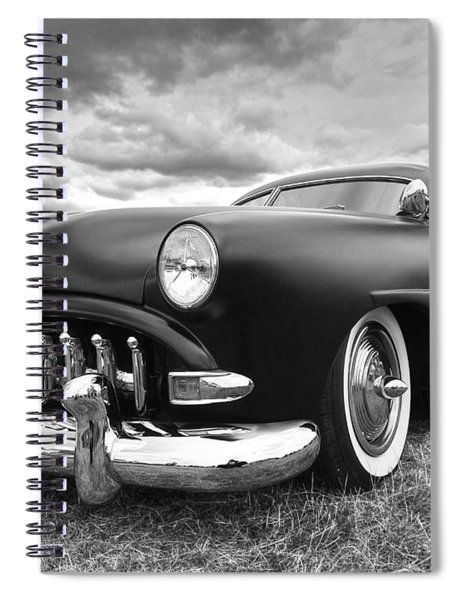 52 Hudson Pacemaker Coupe Spiral Notebook
