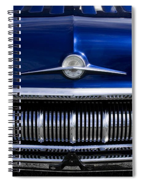 '57 Pontiac Safari Starchief Spiral Notebook