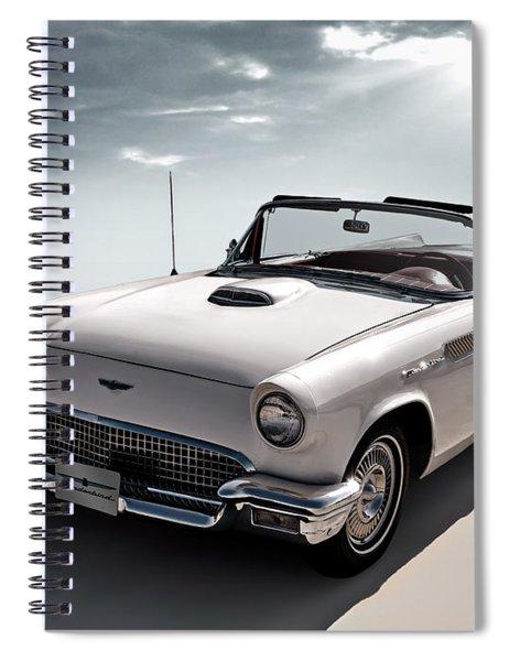 57 T-bird Spiral Notebook